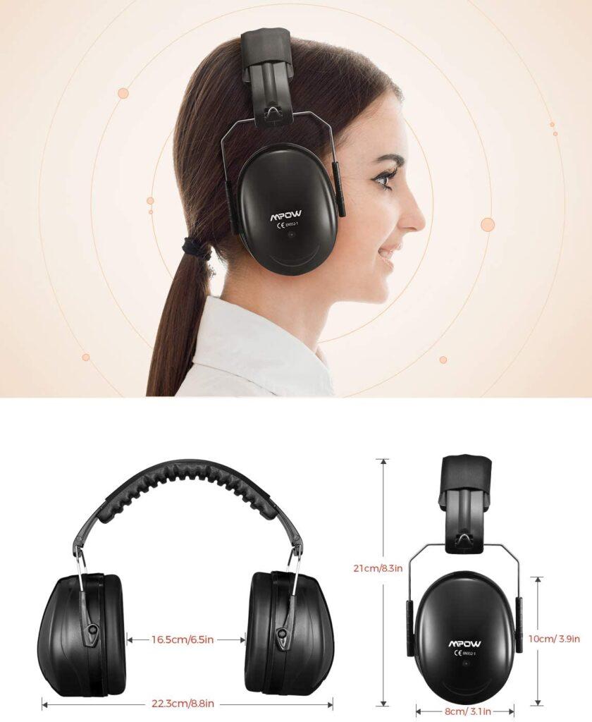 mejor casco protección auditiva