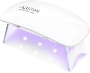 Lámpara para uñas LED/UV Houdian