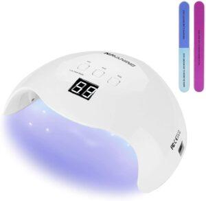 Lámpara secadora de uñas LED/UV Navanino