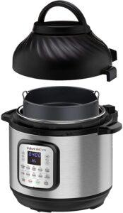 Freidora Duo Crisp + Air Fryer Instant Pot