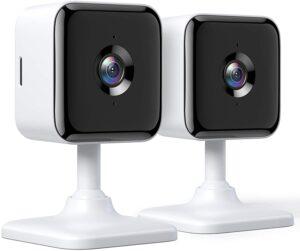 Cámara de vigilancia WiFi interior Teckin